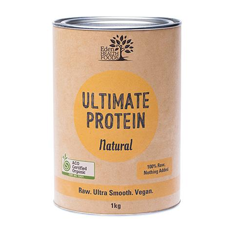 Eden Health Foods Ultimate Protein Natural - 1kg