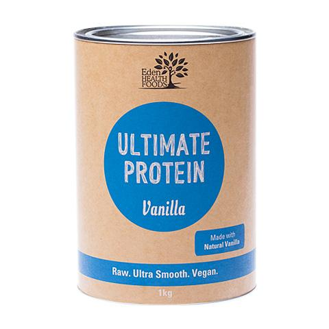Eden Health Foods Ultimate Protein Vanilla - 1kg