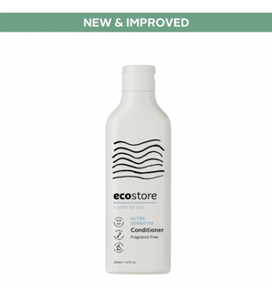 Ecostore Conditioner Ultra Sensitive - Fragrance Free 220ml