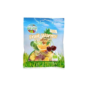 Eco Vital Fruity Sour Snakes 100g – All Natural