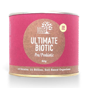 Eden Foods Ultimate Biotic Pre/probiotic