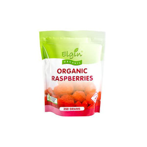 Elgin Frozen Organic Raspberries