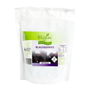 Elgin Frozen Organic Blackberries