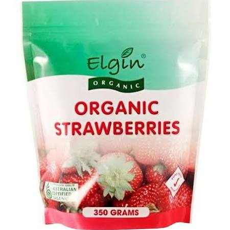 Elgin Frozen Organic Strawberries