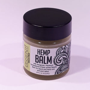 Essenti Natural Hemp Balm