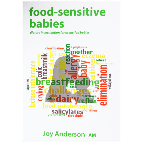Food-Sensitive Babies by Joy Anderson