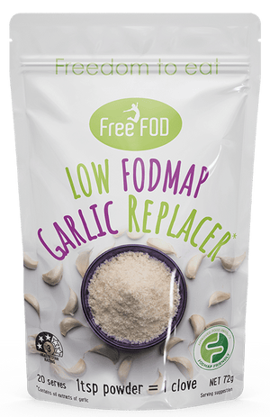 Freefod Garlic Replacer 72g
