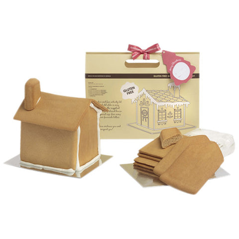 Gingerbread Folk House Kit 600g – Gluten Free