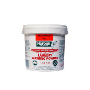 Herbon Laundry Soap Powder – Fragrance Free