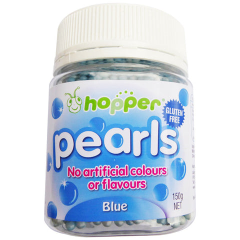 Hopper Pearls Blue 150g