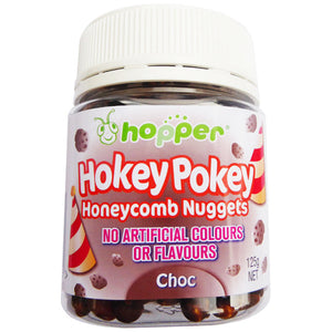 Hopper Hokey Pokey Chocolate 125g