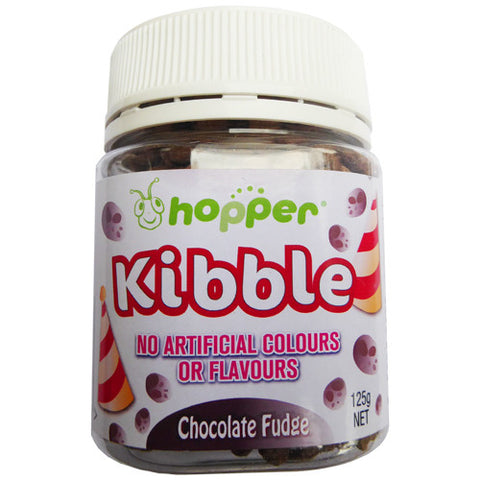 Hopper Kibble Chocolate Fudge