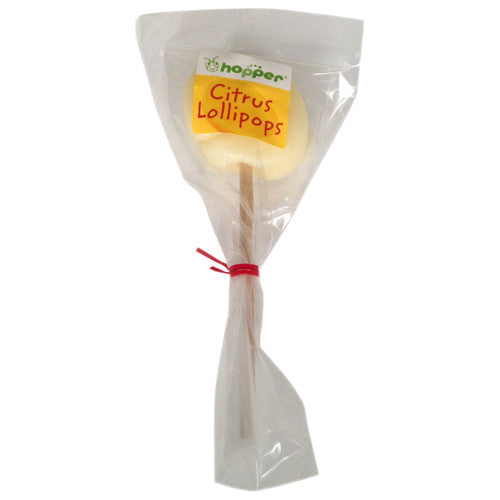 Hopper Citrus Lollipops