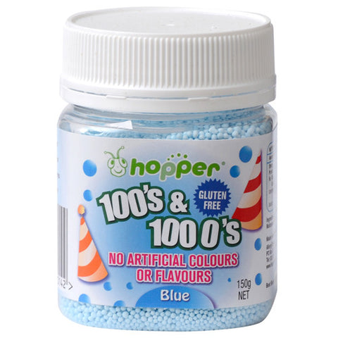 Hopper 100s and 1000s Blue 150g