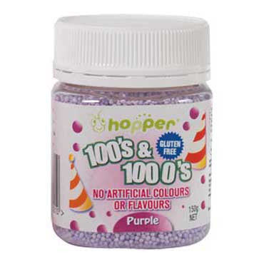 Hopper 100s and 1000s Purple 150g