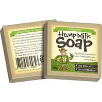 Hemp Milk Soap Unscented 110g