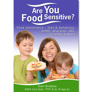 Joan Breakey's Are You Food Sensitive?