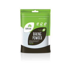 Lotus Baking Powder 125g