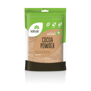 Lotus Organic Cocoa Powder 200g
