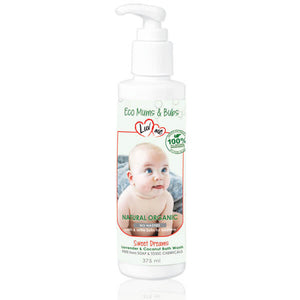 Luvme 100% Natural Baby Wash