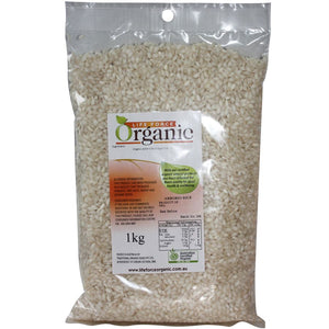 Life Force Organic Arborio Rice 1kg