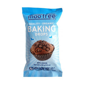 Moo Free Chocolate Baking Drops – Dairy Free