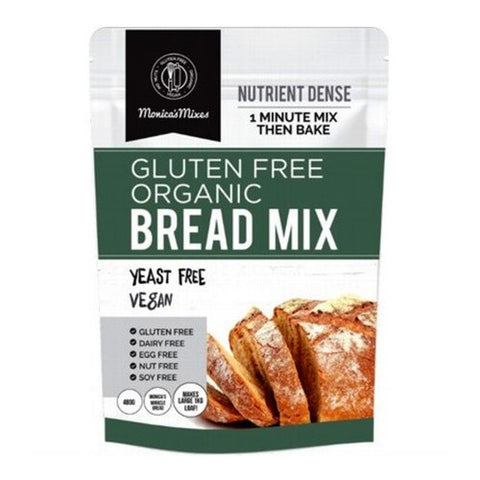 Gluten Free Food Co. Organic Bread Mix 480g