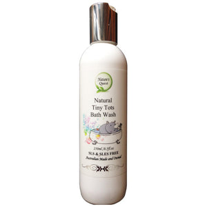 Nature's Quest Baby Bath Wash 250ml