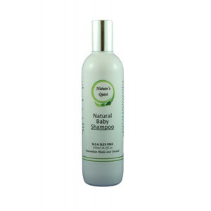 Nature's Quest Baby Shampoo 250ml