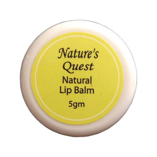 Nature's Quest Lip Balm 5g