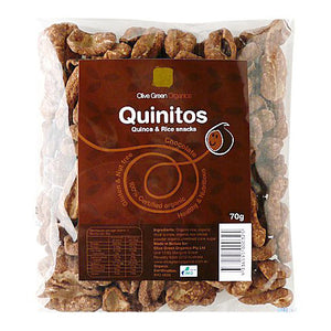 Olive Green Organics Quinitos Chocolate