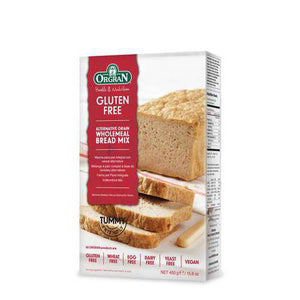 Orgran Alternative Grain Wholemeal Bread Mix 450g
