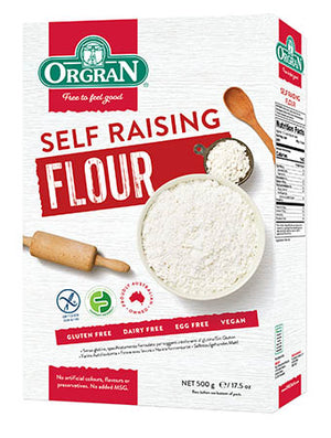 Orgran Self Raising Flour 500g