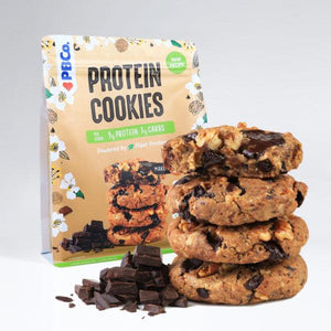 PB Co Protein Cookies