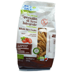 Probios Rice Penne - whole rice 250g