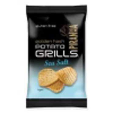 Piranha Golden Hash Potato Grills - Sea Salt