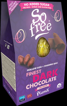 So Free Organic Choc Egg - No added sugar