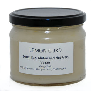 Lemon Curd -  Vegan - 300g