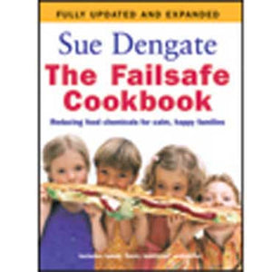 Sue Dengate's Failsafe Cookbook