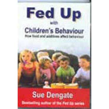 Sue Dengate's Fed Up With Children's Behaviour DVD