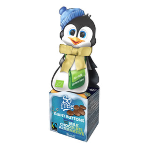 So Free Organic Fairtrade Penguin Chocolate