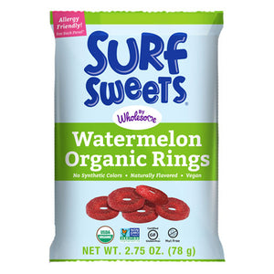 Surf Sweets Organic Watermelon Rings - NEW DATES