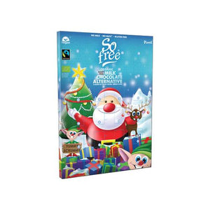 So Free Organic Dairy Free Advent Calendar