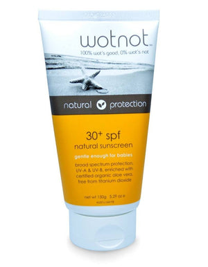 WOTNOT Sunscreen SPF 30+ - 150g