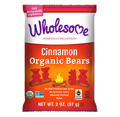 Wholesome Cinnamon Bears NEW