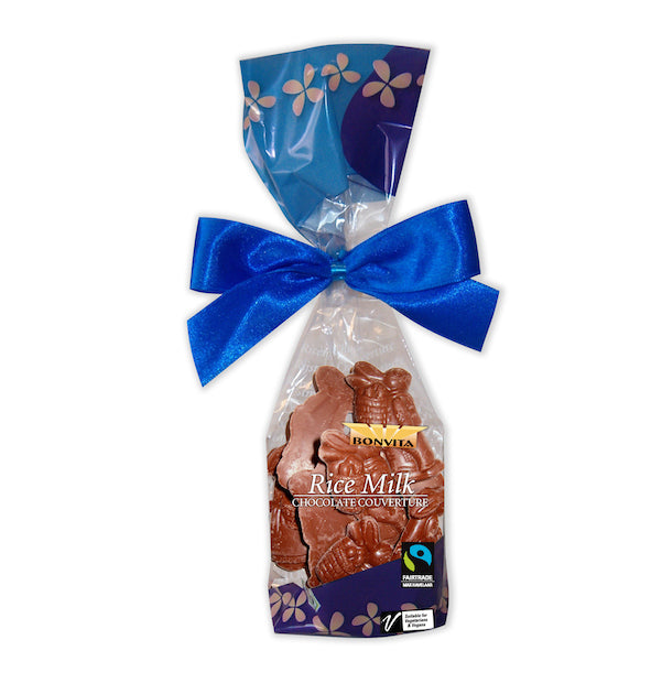 Bonvita Rice Milk Choc Easter Bunnies - Available now