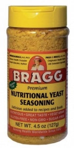 Bragg - Nutritional Yeast Seasoning - 127g