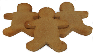 Gingerbread Little Men - (12 ) Avail XMAS
