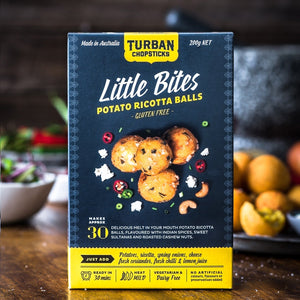 Little Bites Potato Ricotta Balls