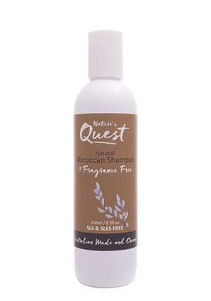 Nature's Quest Fragrance Free Shampoo 250ml